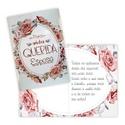 Cartão Esposa Querida