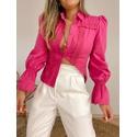 Camisa Valeria Pink Pink