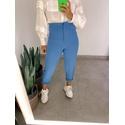 Calça Jane Azul