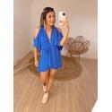 Vestido Monalisa Azul