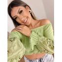 Blusa Dulce Verde Verde