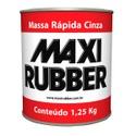 Massa Rápida Premium Maxi Rubber 1,25g
