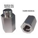 Adaptador De Ferro P/boina 14mm Lazzuril