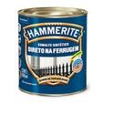 Esmalte Sintético Brilhante Hammerite Prata - 800ML