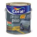 TINTA PINTA PISO COR CINZA ESCURO CORAL 3,6L