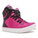 Bota De Treino Fitness Preto Com Rosa Pink