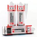 Adesivo Selante PU Construção 400g - Cibra Flex/Mundial Prime