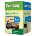 Tinta Acrílica Fosco Cortex 18L - (Escolha Cor)