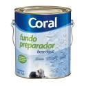 Fundo Preparador Base Agua Coral