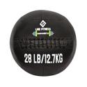 Wall Ball em Couro 28lb/12,7kg