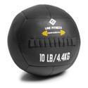 Wall Ball Em Couro Sintético 8lb \ 4kg