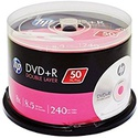 DVD+R DL HP 8.5GB - PRINTABLE C/600UN.
