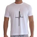 Camiseta Masculina Personalizada Fé Branca