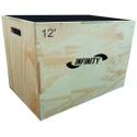 Caixote Plyo Box Crossfit 12' ONE LIFE - 30 X 35 X 45 CM
