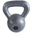 Kettlebell Emborrachado 10Kg - Infinity Fitness