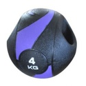 Medicine Ball Com Pegada 4Kg - Live Up