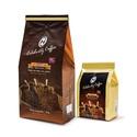 Kit de Café Celebrity Coffee - Torrado em Grãos 1Kg + Café torrado e Moído - 250g