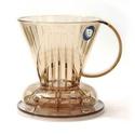 Kit Clever 300 ml - Suporte p/ Filtrar Café com Filtro branco - 100 unid