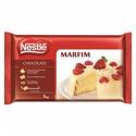 Chocolate Nestlé Branco 1kg em Barra