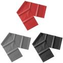 Kit com 3 Faixa elásticas para Pilates - (Tipo Thera Band)