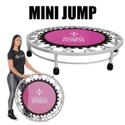 Mini Jump Profissional Rosa