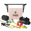 Kit de Agilidade Profissional Completo - Natural Fitness