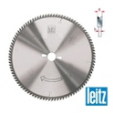 . Disco de Serra circular 250 mm X 80 dentes 10'' c. 2,8 l. 2,0 ED 38º /BR F.30 LEITZ