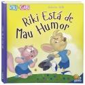 Livro Infantil - Riki Está De Mau Humor