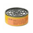 Cartucho p/ Gases Ácidos e Vapores Orgânicos (Respirador CG 306) RC 203 - 012120412 - Carbografite