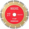 Disco Diamantado Grandes Diâmetros Uso Geral 7 x 7/8pol 34,0004 ROCAST