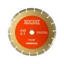 Disco Diamantado Grandes Diâmetros Uso Geral 9 x 7/8pol 34,0005 ROCAST