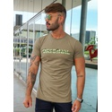 T-shirt Long Baltimore Green