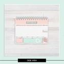 Desk Planner - WIsh