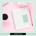 Miolo para Caderno - Flop - A5