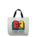 Book Bag Bienal Virtual do Livro de Sâo Paulo