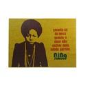 Quadrinho Nina Simone Amor