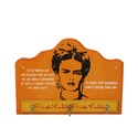 Porta-chaves Frida Kahlo