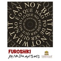 FUROSHIKI ARNALDO ANTUNES - O Que - 70x70cm