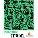FUROSHIKI CORDEL - VERDE - 70x70cm