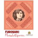 FUROSHIKI FLORBELA - Goiaba - 70x70cm