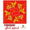 FUROSHIKI NERUDA - Vermelho - 70x70cm