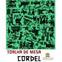 Toalha de Mesa Cordel - Verde Água