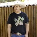 Camiseta TexasKing Desert Mexican Preto