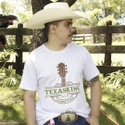 Camiseta TexasKing Violão Country Stile
