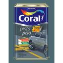 CORAL TINTA PISO 18L