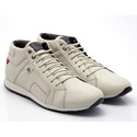 Tênis Sapatênis Conforto Anatômico Top Franca Shoes Cano Alto Gelo