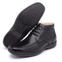 Sapato Social Conforto Anatomico Top Franca Shoes Preto