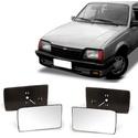 Lente Para Retrovisor Monza/Kadett 1985 á 1993