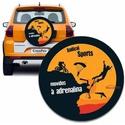 Capa Para Estepe Crossfox, Ecosport, Spin e Air-Cross Adrenalina