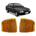 Lanterna Dianteira Escort/Verona/Apollo 1987 a 1992 Hobby até 1996 Âmbar